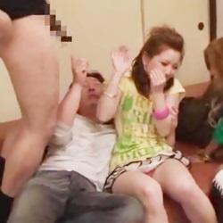 ココにキスしてキスwクラブ帰りのギャルナンパ!酔っ払って中出し4Pww-のサムネイル画像