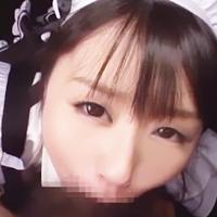 エロ過ぎ童顔ロリ娘美少女はフェラ専用メイド?激しく吸い付いてゴックン-のサムネイル画像