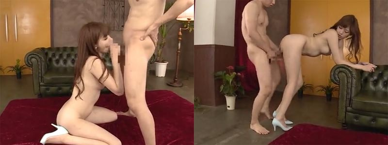 無料エロ動画「スレンダーでセクシーな愛音まりあちゃんに初めての生中出し!」の紹介画像