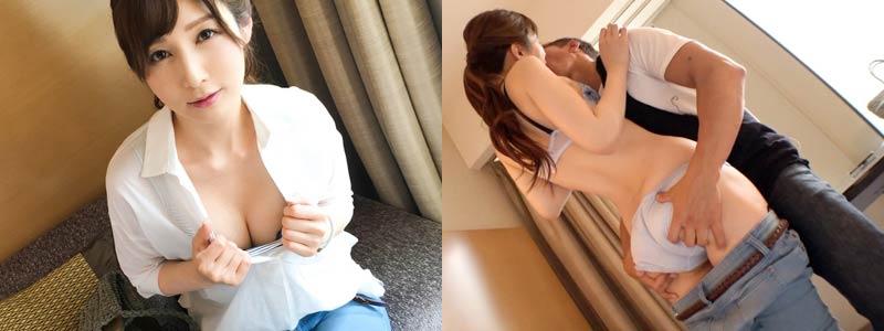 無料エロ動画「新宿でナンパしたアラフォー世代の美人妻の性欲たるやw」の紹介画像