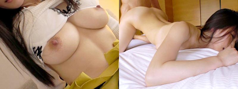 無料エロ動画「自慢の身体を見せつけたい願望のスレンダー美女がAV応募してきたぞw」の紹介画像