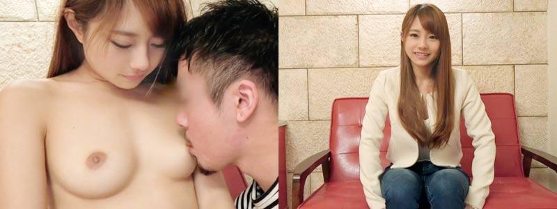 無料エロ動画「河南実里の女子大生時代にAV応募してきた映像w」の紹介画像