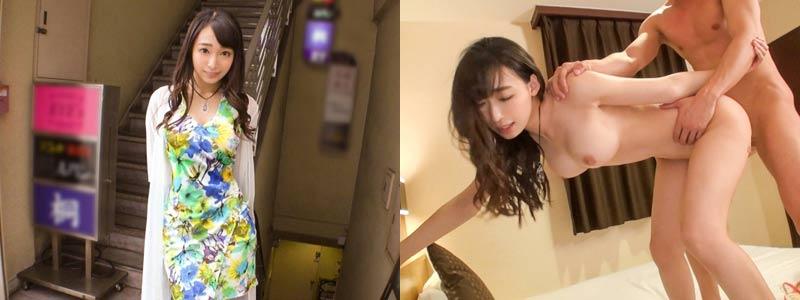 無料エロ動画「素人に扮した蓮実クレアちゃんをナンパ即ハメする企画!」の紹介画像