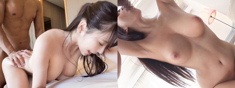 無料エロ動画「永瀬みなものデビュー作!20歳の美少女の愛くるしい笑顔とGカップと私w」の紹介画像