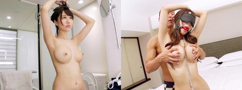 無料エロ動画「完璧スタイルの美女が目覚めた性癖…前回出演した記憶が忘れられなくてw」の紹介画像