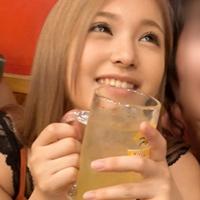 キャバ嬢をナンパして朝まで酒飲んで持ち帰りセックスw-のサムネイル画像