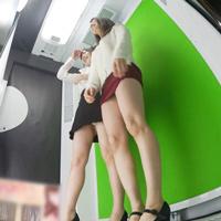 エロいプリクラ撮ってた女の子に突撃インタビューw-のサムネイル画像
