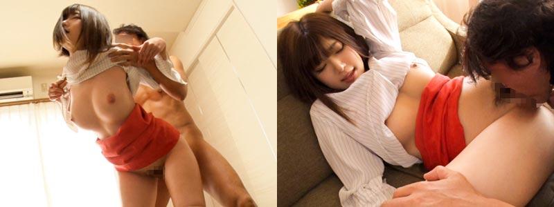 無料エロ動画「めちゃくちゃ綺麗な人妻をナンパして自宅で中出しw!」の紹介画像